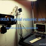 IKEA Tertial robotic arm KeerBot